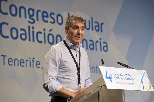 Fernando Clavijo, presidente canario (foto recurso)