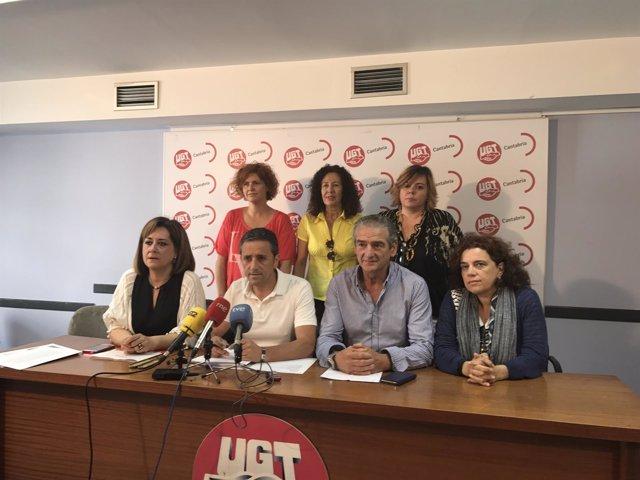Anuncio de la convocatoria de movilizaciones y huelga