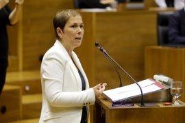 """El Gobierno de Navarra no valora el juicio por las dietas de Barkos pero """"hace seguimiento"""""""