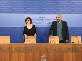 Podemos pide cambios en la Junta empezando por el vicepresidente Jiménez Barrios