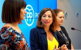 PP alerta de que más de 20.000 dependientes de grado uno de Málaga no contarán con la ayuda a domicilio de Junta