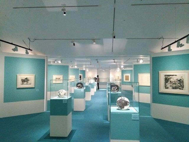 Exposición 'Picasso y el Mediterráneo'