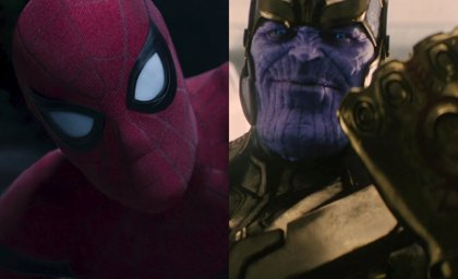 Tom Holland revela del papel de Spider-Man en Vengadores: Infinity War