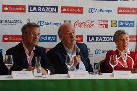"""Del Bosque: """"Es el momento de los equipos por encima de las individualidades"""""""