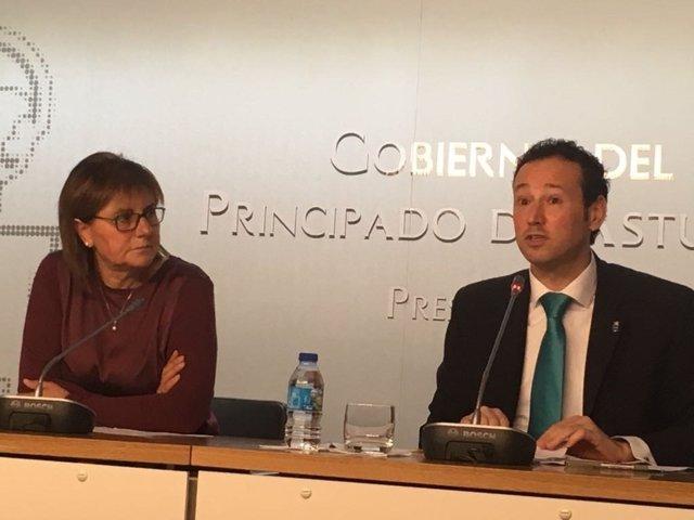 Pilar Varela y Guillermo Martínez
