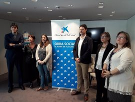 Obra Social La Caixa destina más de 103.000 euros a cinco proyectos de atención a dependencia
