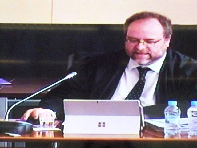Abogado de Federació d'Associacions de Veïns de Barcelona (Favb) Àlex Solà