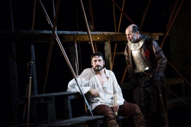 La obra 'El alcalde de Zalamea' de la Compañía de Teatro Clásico