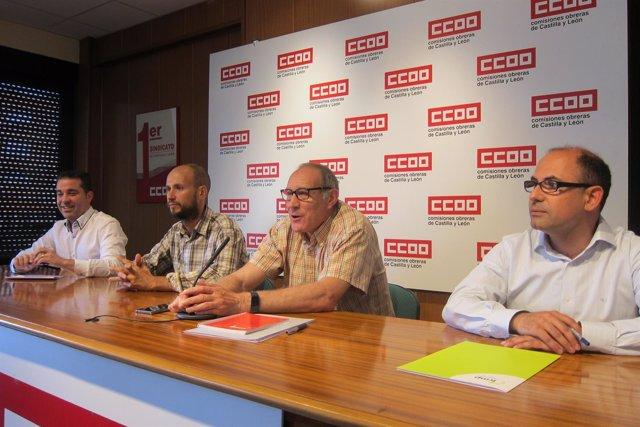 CCOO informa de la carta de Fomento contra el proyecto