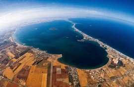 """La calidad del agua del Mar Menor """"mejora"""" a pesar de un """"muy ligero"""" ascenso de la turbidez"""