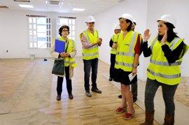 La remodelación del centro Doctor Madrazo se inaugurará a finales de junio