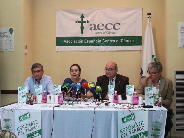 Día Mundial Sin Tabaco en Cáceres