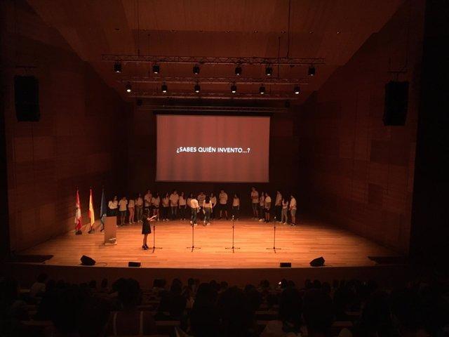 Valladolid.- Un momento de la fase final de 'Entre Iguales 2017'