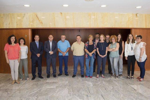 Comisión del Programa de Gratuidad de Libros de Texto en Andalucía