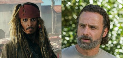 Piratas del Caribe 5 devuelve el guiño a The Walking Dead y decapita a uno de sus protagonistas