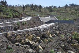 Las obras en las zonas afectadas por el incendio de La Palma superan los cinco millones de euros