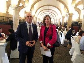 Más de 40 empresas andaluzas se presentan ante 25 operadores internacionales del sector ecológico en Córdoba