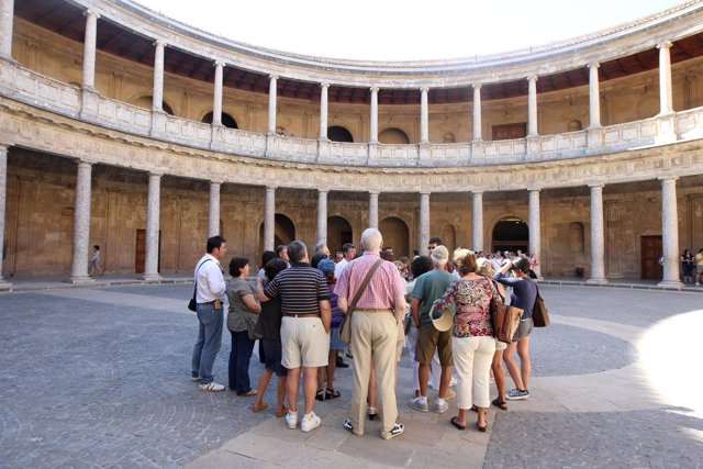Alhambra Visitasgratuitas Granadinos