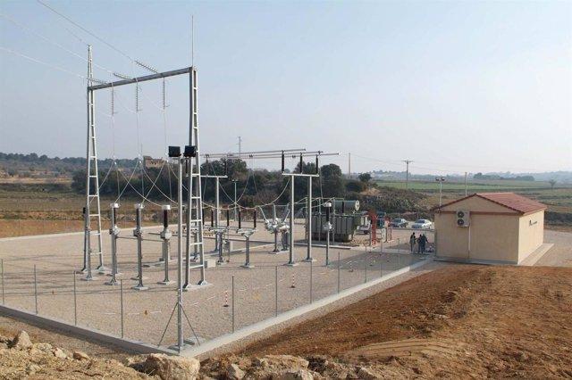 Endesa mejora instalaciones en la Comarca del Matarraña (Teruel)