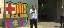 Valverde, nuevo entrenador del Barça