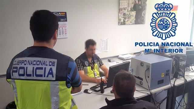 Cuatro detenidos por favorecimiento de la inmigración clandestina