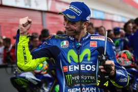 """Rossi: """"Mi condición mejora día a día, pero el dolor es todavía severo"""""""
