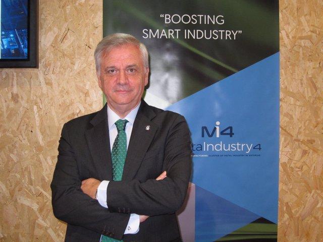Guillermo Ulacia Entrevista Foro Sector Metal Asturias