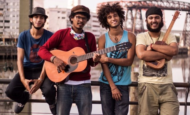 Conciertos de El Caribefunk y The Ben Gunn Mento Band