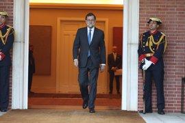Rajoy expresa al presidente afgano su pesar por las víctimas del atentado en Kabul