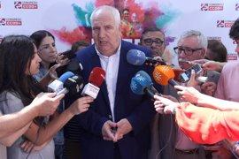 """Carbonero defiende la honestidad de CCOO-A y pide una financiación """"justa"""" para Andalucía frente a la """"andalufobia"""""""