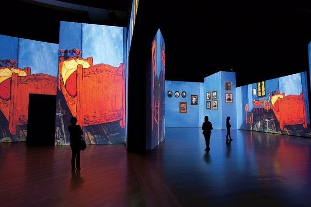 Van Gogh exposición