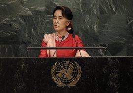Birmania investigará un vídeo que muestra a miembros del Ejército dando una paliza a varios ciudadanos