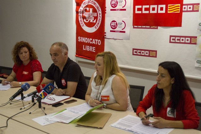 Los sindicatos no descartan la huelga general en Correos