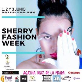 La I Sherry Fashion Week arranca este jueves en Puerto Sherry, en Cädiz, con el desfile de Ágatha Ruiz de la Prada