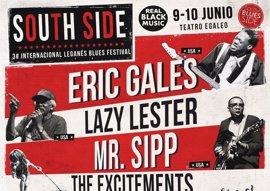 Sorteamos abonos para el Festival de Blues South Side de Leganés