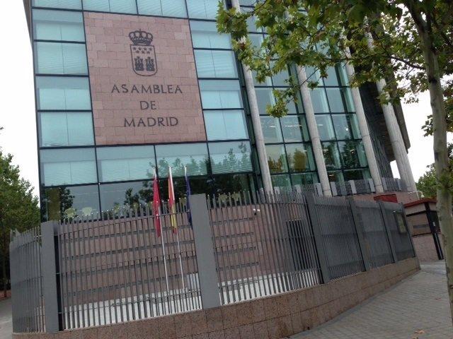 Recursos de la Asamblea de Madrid