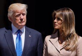 Una broma con la cabeza decapitada de Trump enfurece a la Casa Blanca