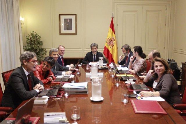Comisión permanente del CGPJ
