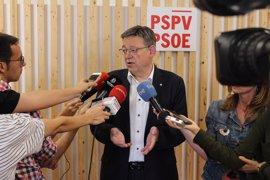 """Puig anuncia que el Congreso para renovar la Ejecutiva del PSPV se celebrará a finales de julio y pide """"unidad"""""""