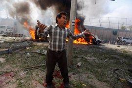 El atentado en Kabul habría sido perpetrado con cerca de 1.500 kilos de explosivos, según fuentes oficiales