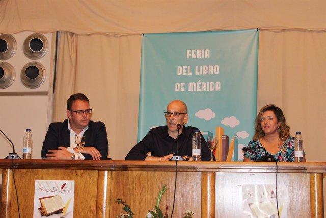 Nota De Prensa Inauguración Feria Del Libro
