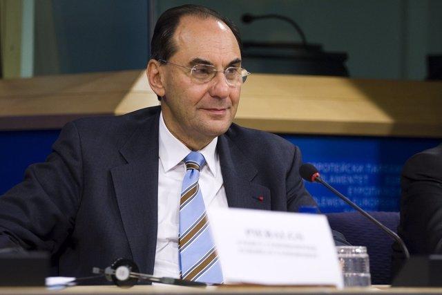 Alejo Vidal-Quadras (PP), Vicepresidente Del Parlamento Europeo