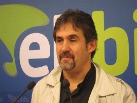 """Urizar cree """"una barbaridad"""" que se plantee que EA salga de EH Bildu"""