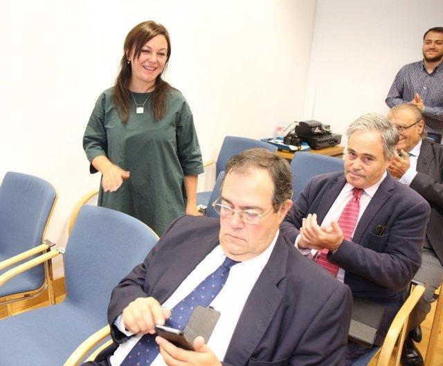 Anka Moldovan, diputada del PP