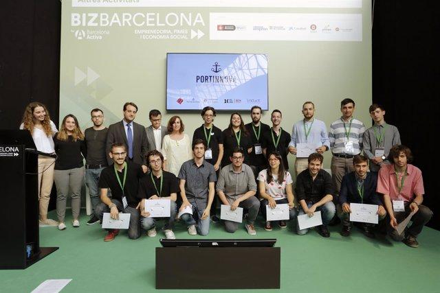 Un videojuego sobre vela deportiva gana la II Hackaton del Puerto de Barcelona