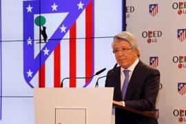 """El Atlético considera que el TAS comete """"un agravio comparativo y un trato discriminatorio"""""""