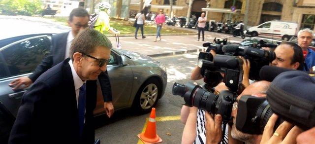 El Fiscal Jefe Anticorrupción, Manuel Moix