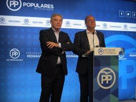 "Barreiro (PP) resalta el ""ejercicio de responsabilidad"" de aprobar el PGE"
