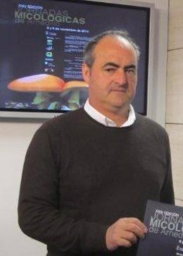 Pedro Montalvo, alcalde de Arnedillo (La Rioja)
