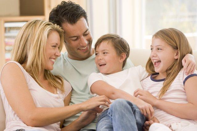 La rutina familiar es beneficiosa